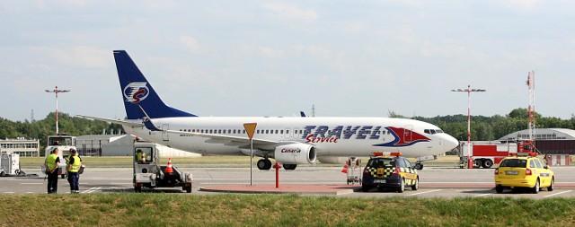 Lotnisko Lublinek rozpoczęło sezon czarterowy