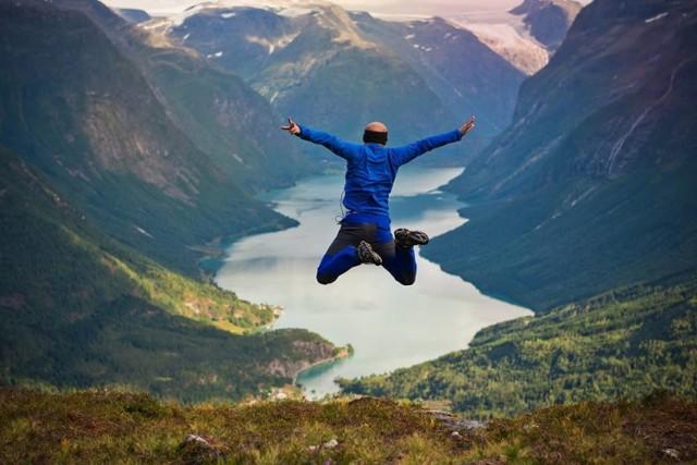 Sierakowianin Tomasz Frąk fotografował w Norwegii