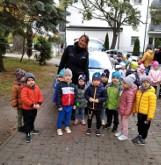 Przedszkolaki z Aleksandrowa Kujawskiego wiedzą, jak być bezpiecznym