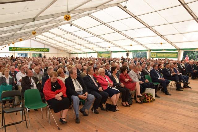 W Parku Amendy odbyły się uroczystości związane z 79. krajowymi obchodami Dnia Działkowca. Ponadto obchodzono jubileusz 120-lecia istnienia ogrodów działkowych na ziemiach Polski.