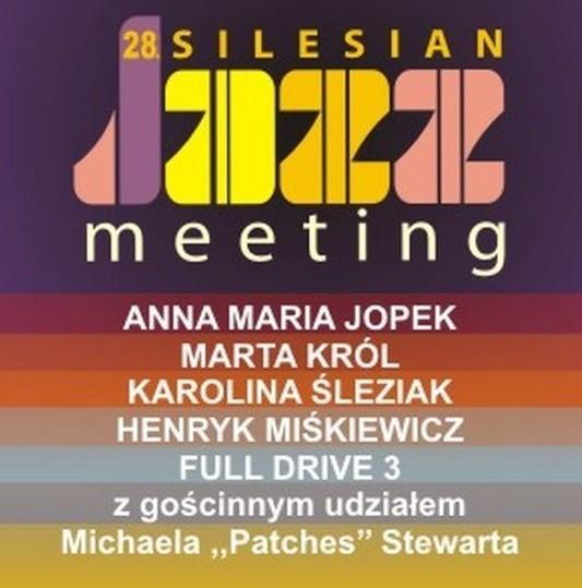 Silesian Jazz Meeting Rybnik 2013: Występują gwiazdy