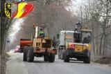Starostwo o inwestycjach drogowych w powiecie oleśnickim