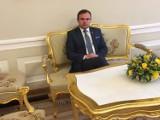 Karol Rajewski nie chce kandydować na prezydenta. Chce natomiast znów być burmistrzem Błaszek[FOTO]