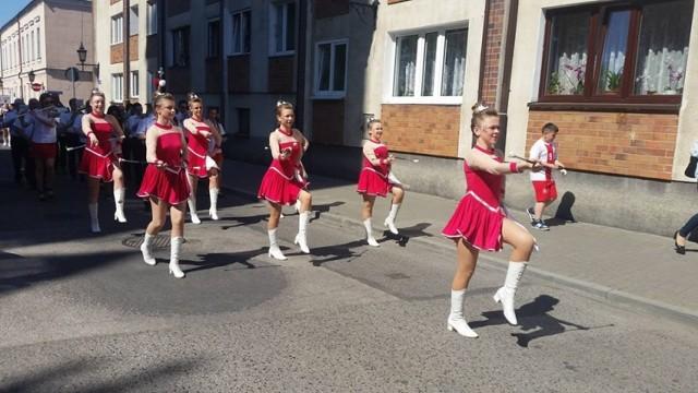 W Chełmińskim Domu Kultury organizują między innymi naukę tańca dla mażoretek