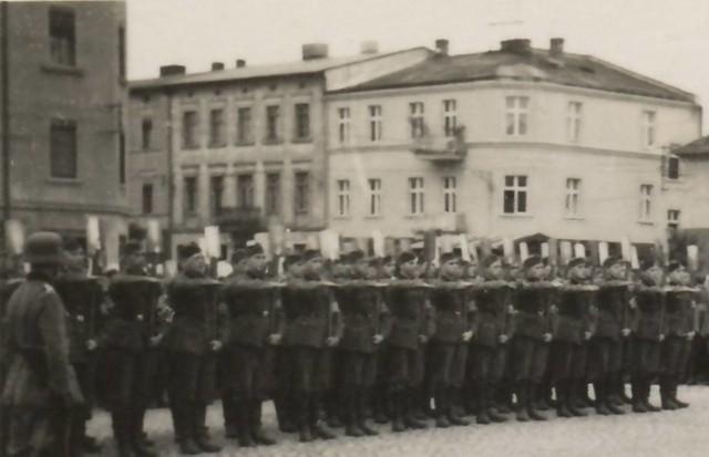 Wrzesień w Śremie - zdjęcia z 1939 roku
