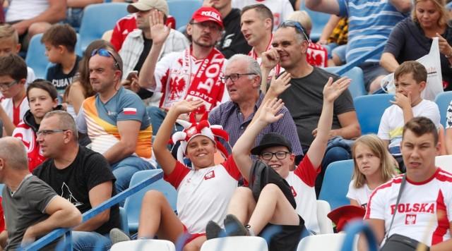 Na poprzednim meczu reprezentacji Polski U20 z Portugalią w Rzeszowie było blisko 11 tysięcy widzów.