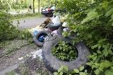 Warszawa walczy z nielegalnym składowaniem śmieci
