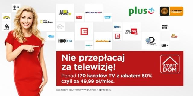 Jestes Abonentem Plusa Mozesz Miec Telewizje Cyfrowego Polsatu W Super Cenie Kwidzyn Nasze Miasto