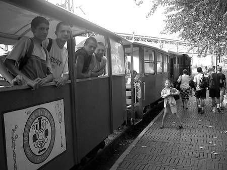 W tym roku niewielu pasażerów miało okazję podróżować tymi wagonami. Fot. LUCYNA USIŃSKA