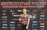 Koninianka wicemistrzynią Polski Nauczycielek w Wyciskaniu Sztangi! Kolejny sukces Darii Walczykiewicz