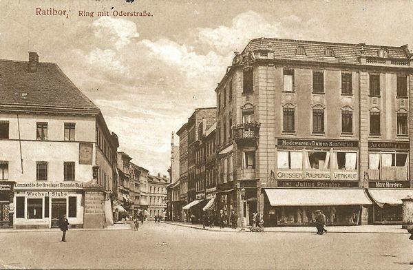 Hotel tak jak przed wojną miał zamykać rynek od Odrzańskiej