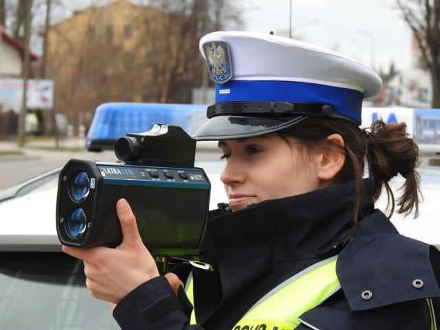 St.post.Paulina Bereza  i post. Magdalena Kiersnowska mają odmienne charaktery, ale obie w policji sprawdzają się wyśmienicie