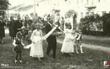 Komunie Święte, Boże Ciało, koncerty i Święta Ludowe. Tak dawniej świętowano w Końskich. Zobacz archiwalne zdjęcia