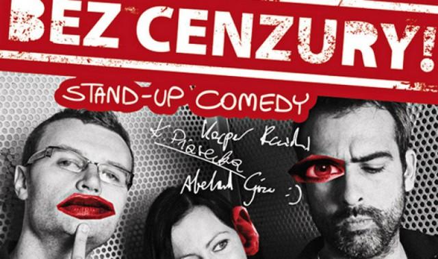 Stand-Up bez Cenzury w Grudziądzu!