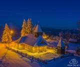 Zima w Beskidach Góry uchwycona na zdjęciach Roberta Neumanna z From The Sky. Zobaczcie, są piękne!