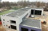 Budowa centrum medyczno-biurowego na LSM dobiega końca