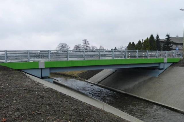 Przebudowa mostu na ul. Poniatowskiego trwała niemal cały 2014 rok