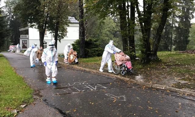 Minął rok z pandemią koronawirusa w powiecie wadowickim