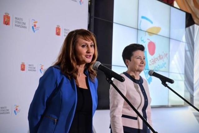Mamy nową wiceprezydent Warszawy. To związana z PKiN, Renata Kaznowska