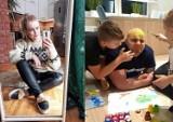 """Bohaterowie hitu TTV """"Gogglebox. Przed telewizorem"""" prywatnie: Dominik Abus, Sylwia Bomba, Big Boy. Jacy są poza kamerami? Zobacz zdjęcia"""