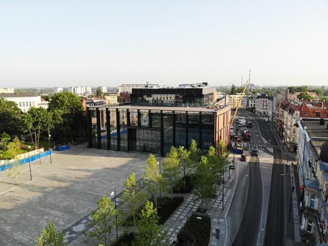 Oficjalne otwarcie galerii Solaris po rozbudowie zaplanowano na 21 czerwca.