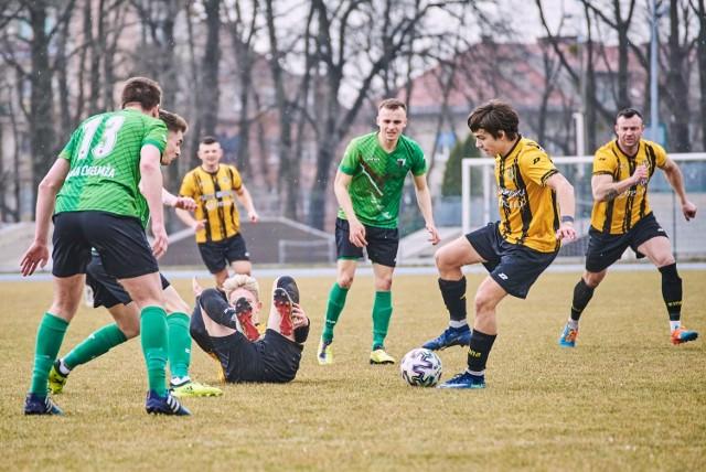 Sparta Brodnica 27 marca przegrała z Legią Chełmża 0:1