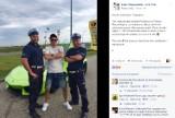 Kuba Wojewódzki przeprasza policjantów z Grudziądza: - Wybaczcie. Jesteście najsympatyczniejsi