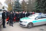 Uczniowie VII LO w Legnicy przekonali się jak wygląda praca w Straży Granicznej [ZDJĘCIA]