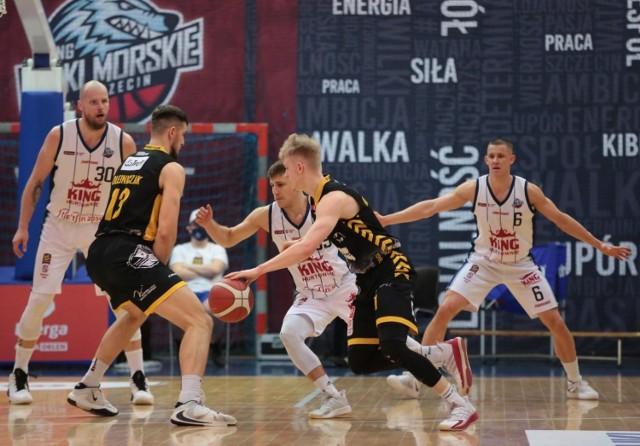 Trefl Sopot w meczu wyjazdowym z Kingiem Szczecin