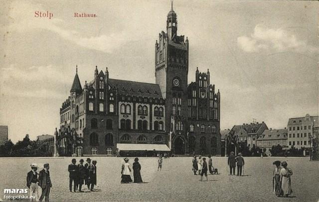 W miejscu obecnego placu Zwycięstwa było kiedyś bajoro