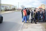 Pracownicy Chłodni i mieszkańcy os. Lotnisko: - Przy ulicy Kustronia, na wysokości Chłodni, potrzebne jest przejście dla pieszych [wideo]