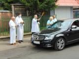 Błogosławieństwo pojazdów w chodzieskiej parafii. Część I