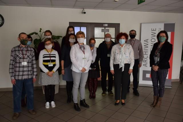 17 lutego 2021 r., z zachowaniem wszelkich reguł sanitarnych, odbyło się zebranie sprawozdawcze z działalności Archiwum Państwowego w Kaliszu za rok 2020 r.