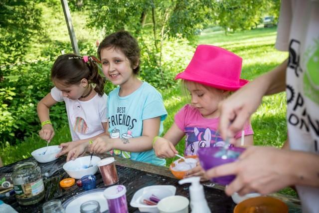Wielki piknik integracyjny Fundacji Iskierka