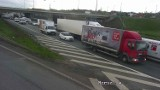 Gigantyczne korki na A4. Obwodnica Krakowa zatkana w obie strony [ZDJĘCIA]