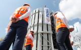 Prezentacja urządzenia wiertniczego Drillmec HH-220 należącego do Exalo - PGNIG w Iwierzycach