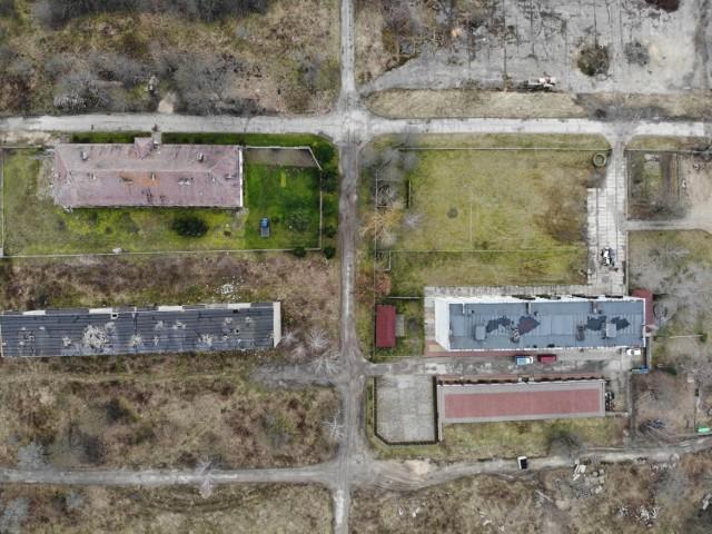 Obecny stan Kłomina - zdjęcia za uprzejmą zgodą twórców strony na facebooku Kłomino