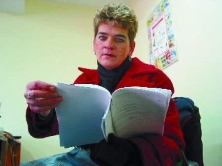 Za dużo w tej sprawie jest niejasności, aby uznać mojego syna za winnego – mówi Ewa Dziewińska. FOT. BERNARD ŁĘTOWSKI