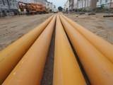 Przez wymianę gazociągu będzie opóźnienie remontu ulicy Piłsudskiego w Koszalinie [ZDJĘCIA]