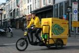 Warszawa z pierwszym e-rowerem kurierskim. Jego dozwolona waga to nawet 500 kg