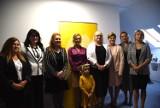 Wizyta Księżnej Yorku Sary Ferguson w jarosławskiej fundacji Mukohelp! [ZDJĘCIA]