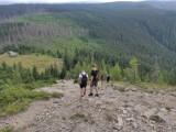 Tatry. Szlak na Kopieniec Wielki znów otwarty. Niedługo remont na odcinku Zawrat - Kozia Przełęcz