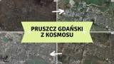 Pruszcz Gdański widziany z kosmosu. Jak zmieniło się miasto na przestrzeni lat? [zdjęcia satelitarne]