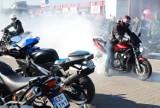 Motocykliści w Porcie Łódź zakończyli tegoroczny sezon. Na parkingu były tłumy, przyjechali motocykliści nie tylko z Łodzi i województwa