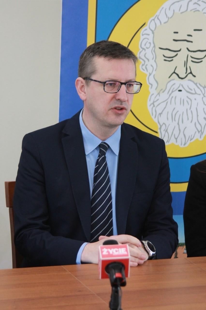 Gmina Zduny otrzymała dofinansowanie na budowę ścieżki pieszo-rowerowej w Chachalni [ZDJĘCIA]