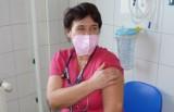 Radomsko #szczepimysię. Irena Bareła o tym, dlaczego warto się zaszczepić przeciw Covid-19