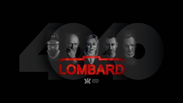 LOMBARD 2021 #lombard4040 Marta Cugier - wokal Grzegorz Stróżniak - wokal, intr. klaw. Łukasz Kulczak - gitara Paweł Kosicki - bas, synth bas Bartek Krawczak - perkusja