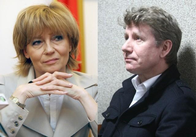 W Łodzi za zamkniętymi drzwiami toczy się proces pomiędzy prezydent Łodzi Hanną Zdanowską a Markiem Żydowiczem.