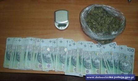 Narkotyki w Bogatyni zostały znalezione w domu 30-latka