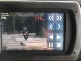 Skrzyszów. Motocyklista pędził w zabudowanym terenie pod Tarnowem z prędkością blisko 180 km na godzinę. Miał tylko prawo jazdy na samochód